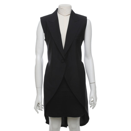 Maison Martin Margiela Tailcoat in black