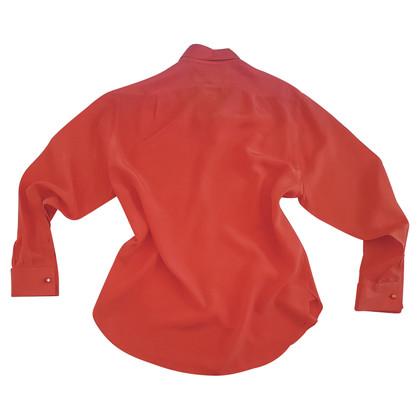 Ralph Lauren camicetta di seta