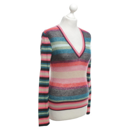 Missoni Sweater with stripes pattern