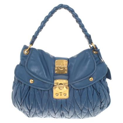 Miu Miu Shoulder bag in blue