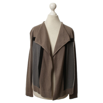 Bruno Manetti Short Cardigan in cashmere
