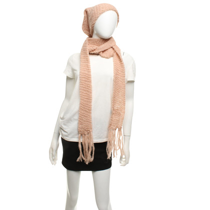 Calvin Klein Set of scarf and hat