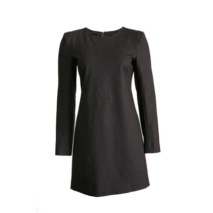 Theory Grey wool dress