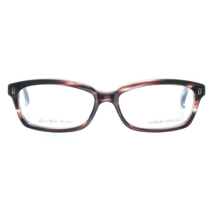 Armani Eyeglass frame in Brown