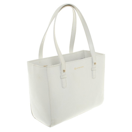 L'autre Chose Handbag in White