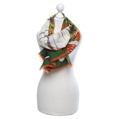 Moschino Scarf with motif
