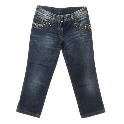 Dolce & Gabbana Jeans with studs trim