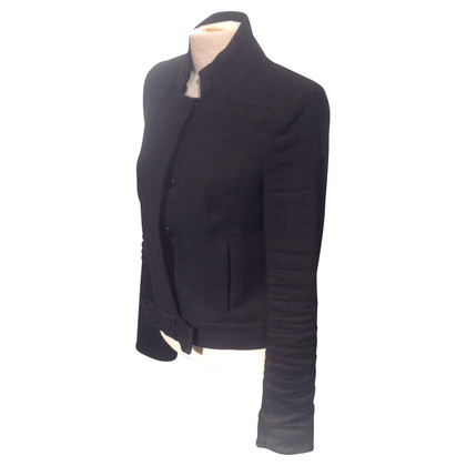Chloé Short black fabric Jacket