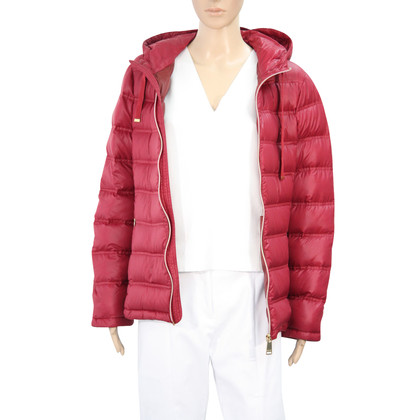Calvin Klein Down jacket in Bordeaux