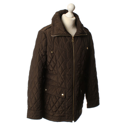 Michael Kors Quilted Jacket in khaki