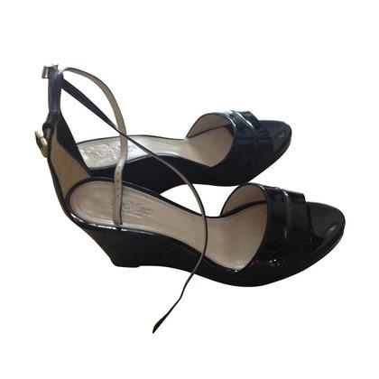 Max Mara Keilabsatz Sandalen