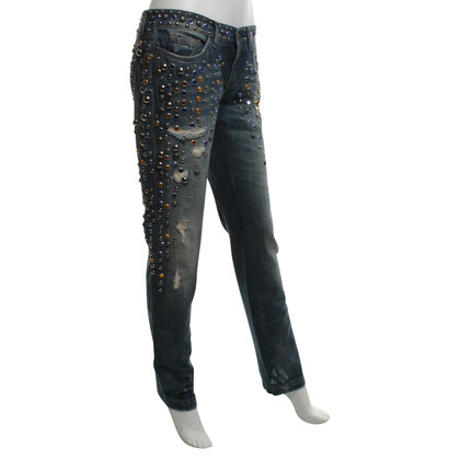 Dolce & Gabbana Jeans with application