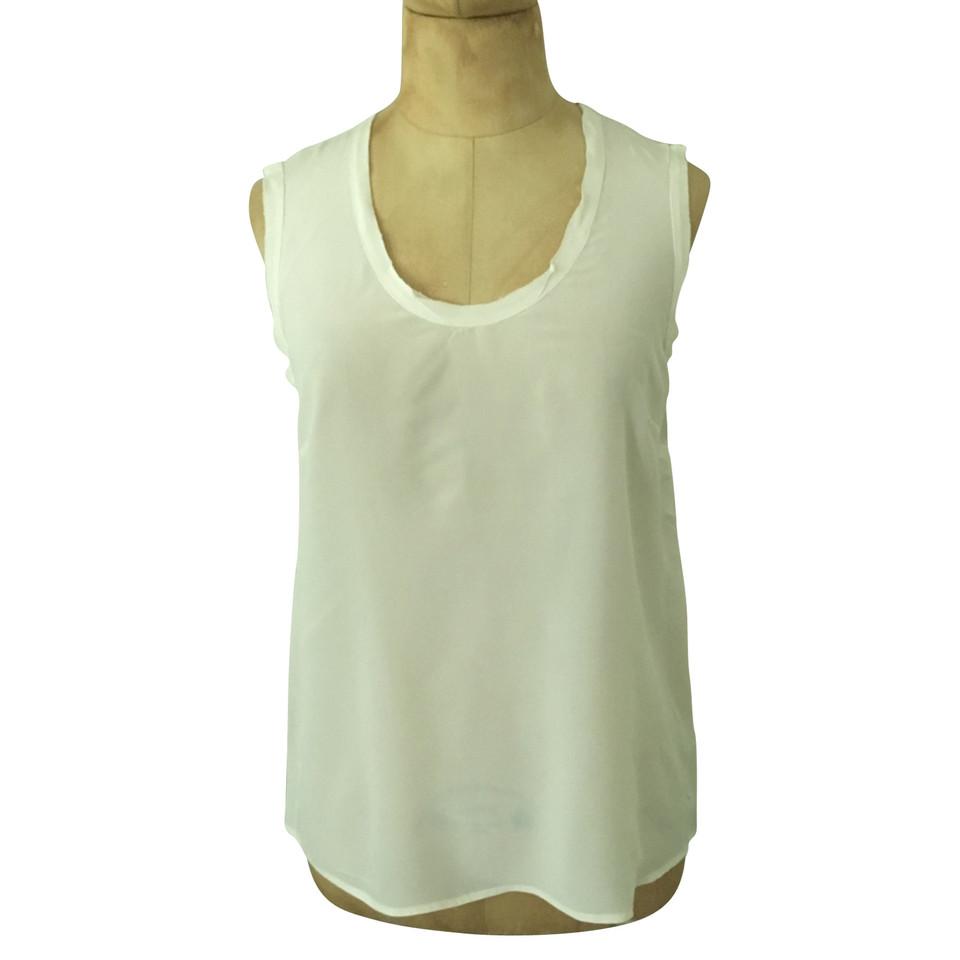 Wunderkind silk blouse