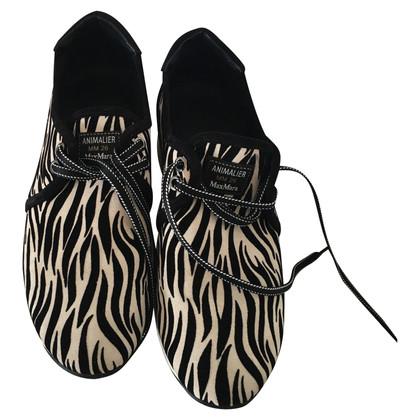 Max Mara Gemusterte Sneaker