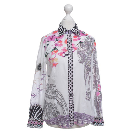 Etro Blouse with colorful patterns