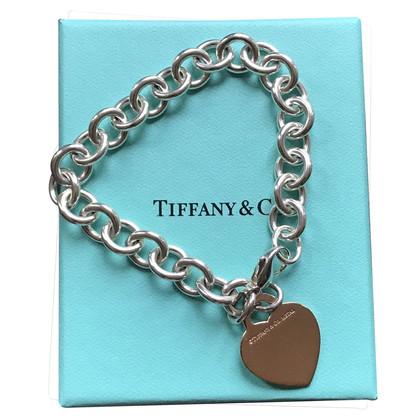 """Tiffany & Co. Bracciale """"Si prega di Return to Tiffany"""""""