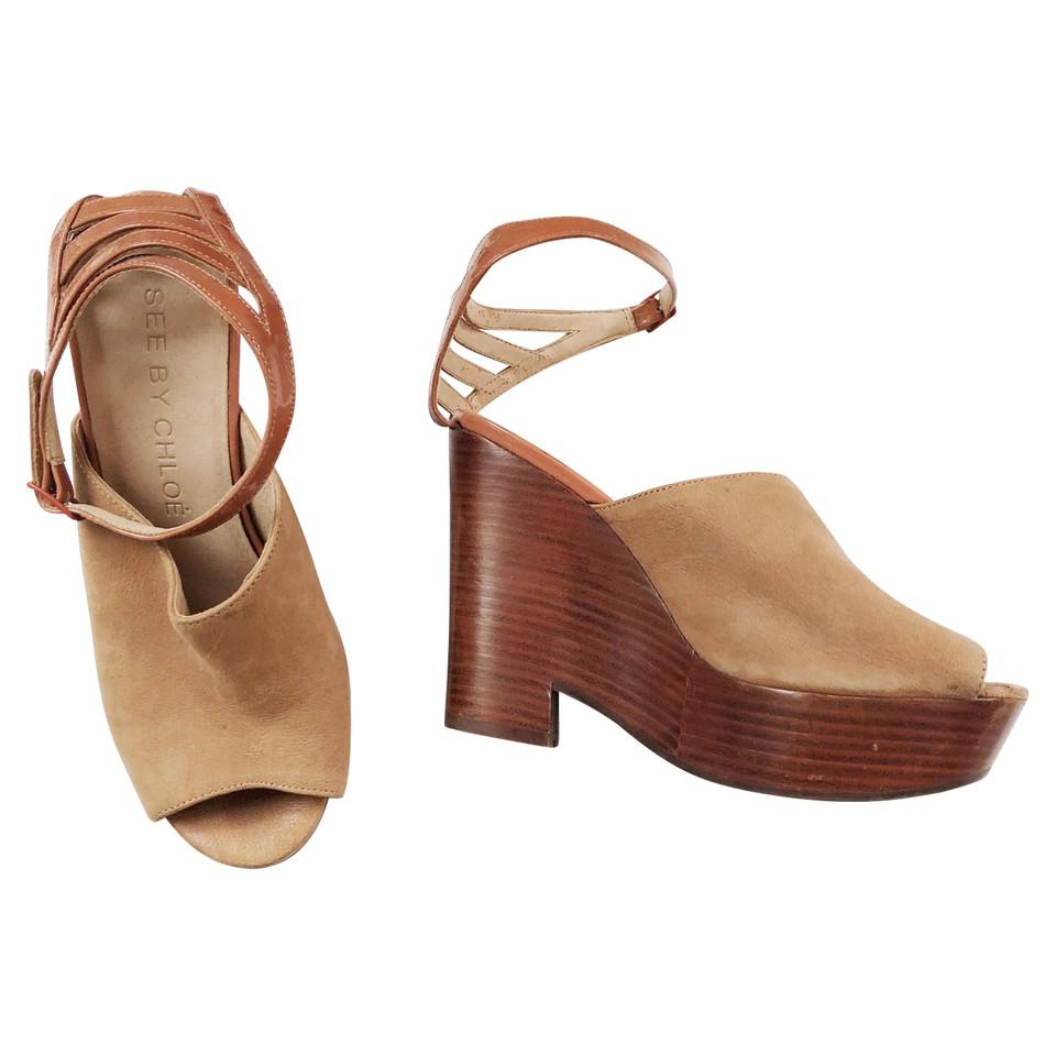 See by Chloé Platform sandals