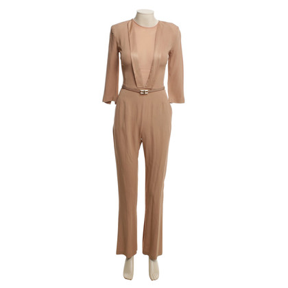 Elisabetta Franchi Overall with belt