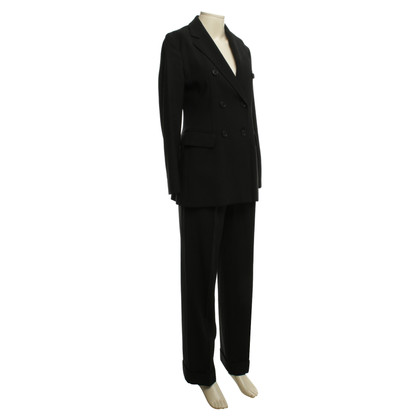 Moschino Cheap and Chic Pants suit black