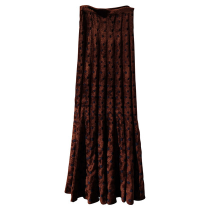 Alaïa Long skirt