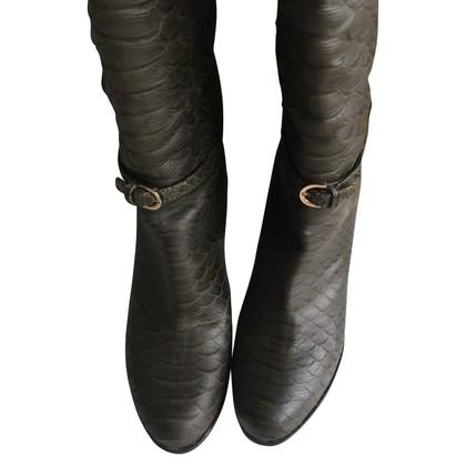 Sergio Rossi Overknee boots