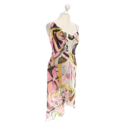 Emilio Pucci Summer dress with floral pattern