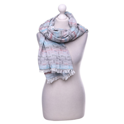 Missoni Scarf with weave pattern