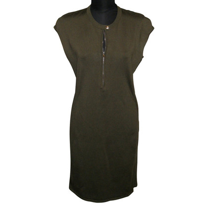 Ralph Lauren Black Label Jersey dress in khaki