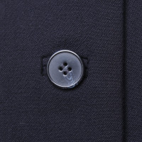 Cos Manteau en bleu foncé