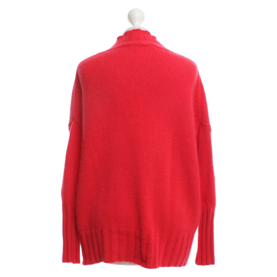 Other Designer 360 Cashmere Cashmere Sweater in Red - Buy Second ...