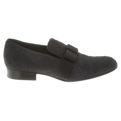 Céline Loafers in black
