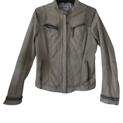 Oakwood giacca in pelle