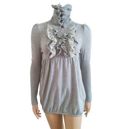 Chloé Sweater with valance & lace