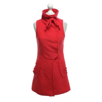 Miu Miu Dress in red
