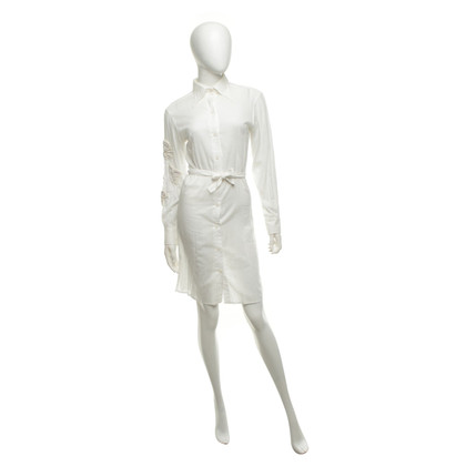 Melissa Odabash Shirt dress in white