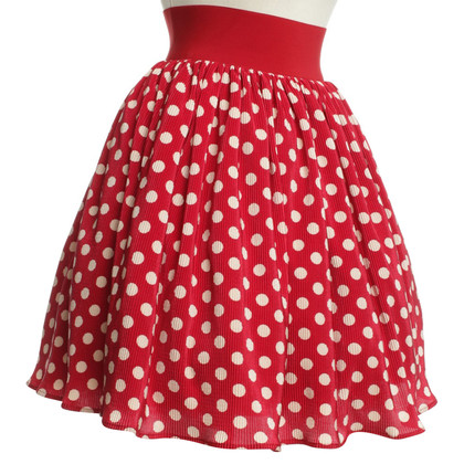 Manoush Rok met petticoat