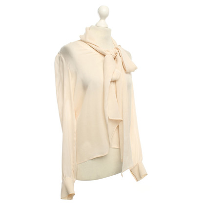 Tara Jarmon Silk blouse with sleet