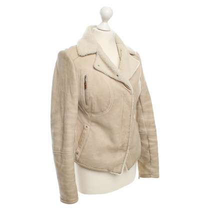 Brunello Cucinelli Jacket made of lambskin
