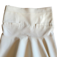 Céline White skirt