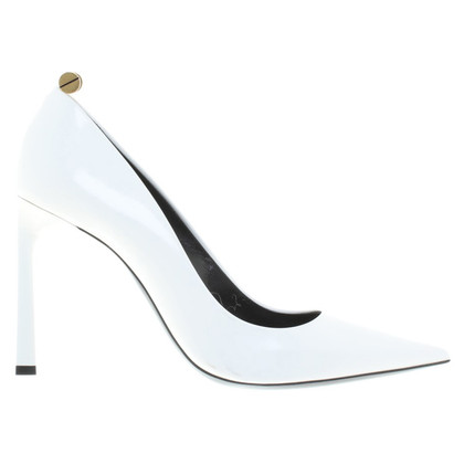 Lanvin pumps in het wit