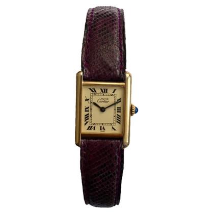 Cartier Orologio Cartier Must serbatoio