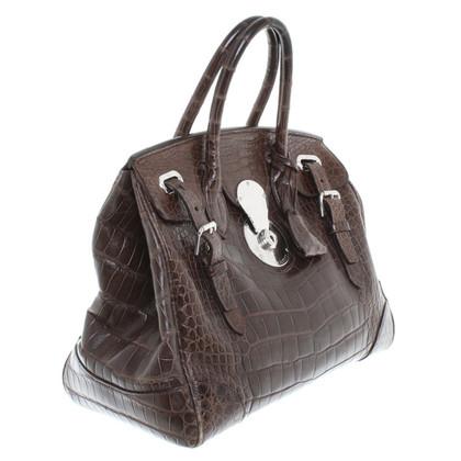 "Ralph Lauren Handbag ""soft Ricky"""