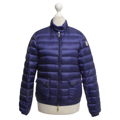 Moncler Quilted jacket in violet