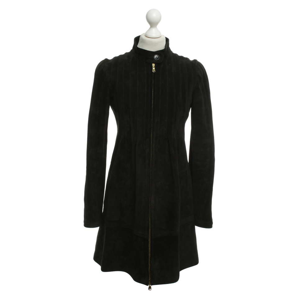 Balenciaga Jacke aus Wildleder