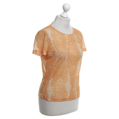 Versace T-Shirt mit Print
