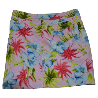Dolce & Gabbana flowered skirt