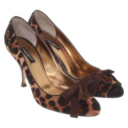 Dolce & Gabbana pumps nella progettazione di animali