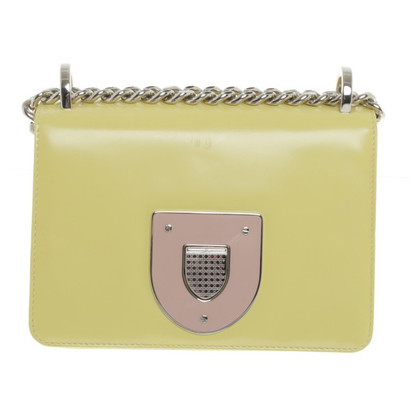 Christian Dior Shoulder bag in yellow