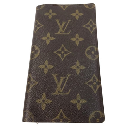 Louis Vuitton Titulaire de la carte Monogram Canvas