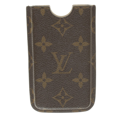 Louis Vuitton IPhone shell Monogram Tela